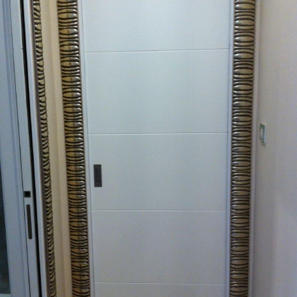 marcos decorados para puertas
